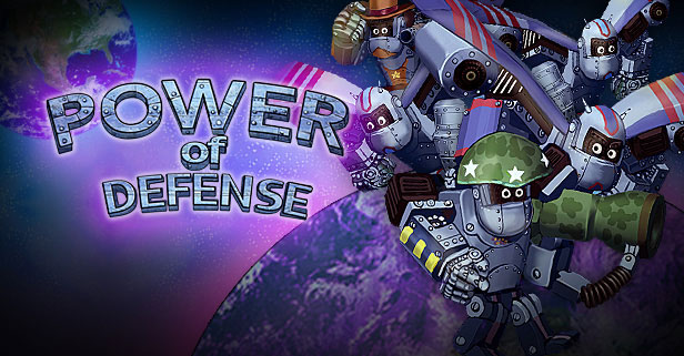 Power Of Defence in Steam